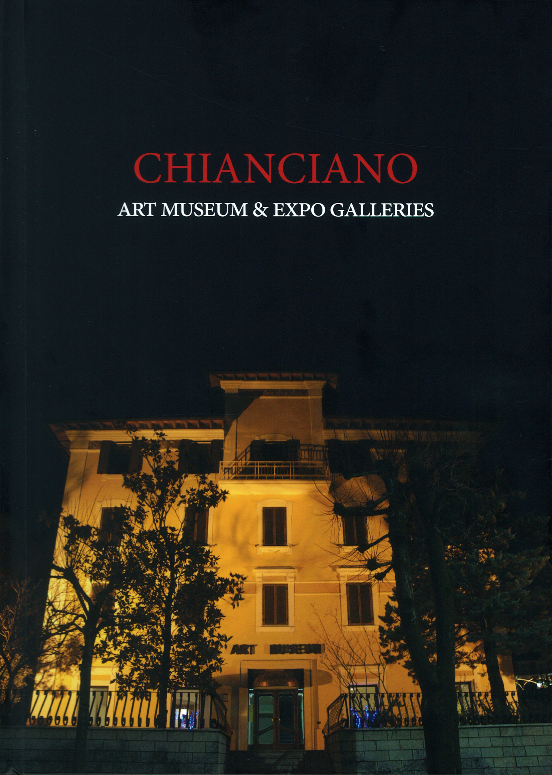 Katalog - Chianciano, Art Museum & Expo Galleries 2018